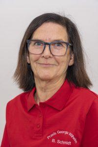 Brita Schmidt, Medizinische Fachangestellte