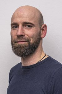 Das Team: Robert Becke <br> Osteopath, Physiotherapeut