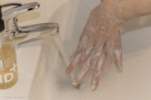 Coronavirus Händewaschen