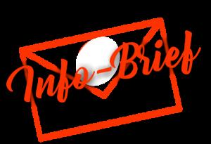 Symbol Info-Brief zur Zuzahlung