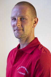 Das Team: Florian Kämereit Physiotherapeut